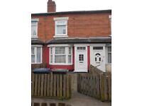 3 BEDROOM HOUSE FOR RENT IN SMALL HEATH