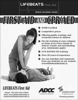 First Aid/CPR Training in Downtown Alliston