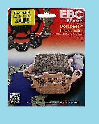 EBC FA174HH Sintered Rear Brake Pads for Suzuki DL DL1000 VStrom  2002 to 2010