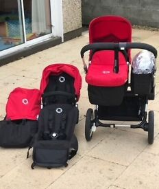 Bugaboo Donkey Twin Bought March 2016
