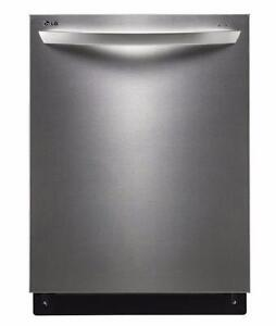 LG + GE STAINLESS STEEL DISHWASHER SALE from $449 - BRAND NEW IN BOX