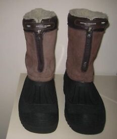 Pair Of Mens Zip-up Cotton Trader Boots Size 9 £12.00 ono