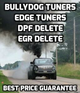 Bully Dog DPF/EGR Delete Tuner! Powerstroke, Cummins, Duramax +!