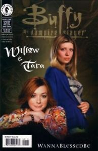 Buffy The Vampire Slayer comic book - Willow and Tara