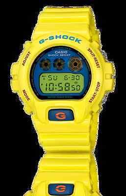 G-Shock colour