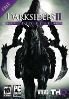 PC  GAMES (Darksiders 2 Édition Limitée!  + Homefront) NEUF! 10$