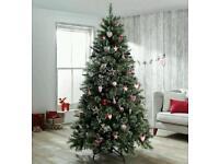 9ft Dobbies christmas tree brand new