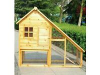 Brand new wooden animal house