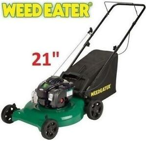 USED* WEEDEATER 140CC GAS MOWER 21 961380043 250188809 LAWM MOWER LAWNMOWER GRASS