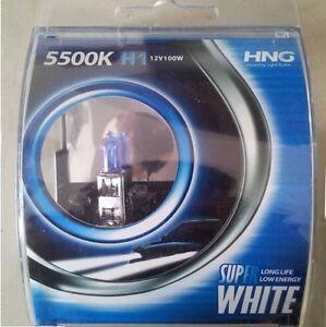 Brand New Head Light Halogen Bulb (Low/High Beam)