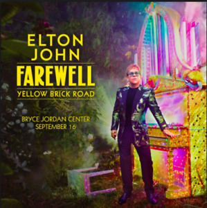 Elton John Yellow Brick Road - Sept 26 - Toronto