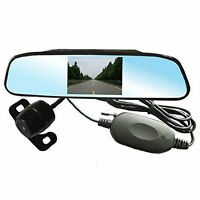 Camera de recul + Mirroire Rear view Backup Camera Kit 7""