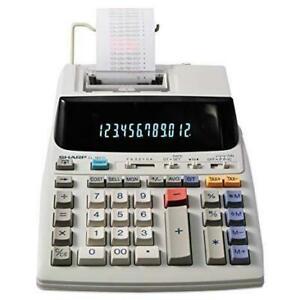 Canon MPX11DX 12 digits Printable Calculator & Clock