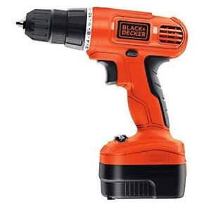 Black & Decker Gco1200 C 12 volts perceuse sans fil neuveee