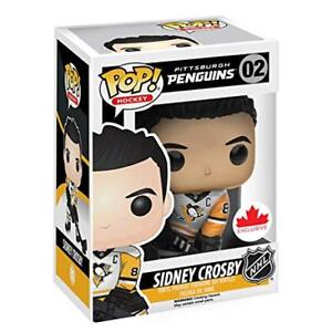 POP! NHL Sidney Crosby Figure Pittsburgh Penguins. New in box!