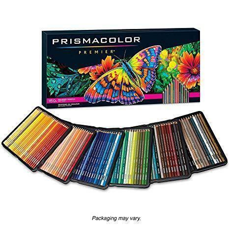 Beste ≥ Prismacolor premier kleurpotloden,150 stuks, nieuw - Tekenen LS-73
