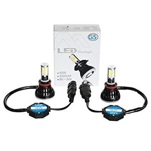 Kit de Led 80w PLUS FORT QUE HID..!!!