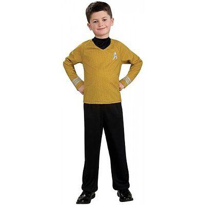 Kostüm~USA~116-112-128~Captain KIRK~Star TREK~Fasching~Karneval~Wars~James