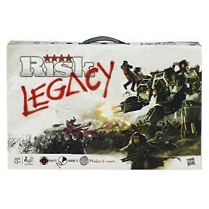 Board Games - Risk Legacy, Purrlock Holmes, Patronize