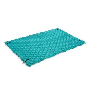 "Intex giant inflatable floating mat 114"" x 84"