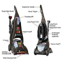 Bissell Proheat Pro-Tech Carpet Cleaner/Steam Cleaner
