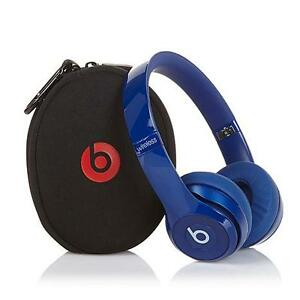 Blue Beats By Dre Solo 2 Head Phones!