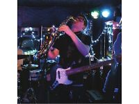 Hardworking Experienced Bassist w/backing vocals AVAILABLE for eclectic/ROCK/jazz/psychedelic/punk