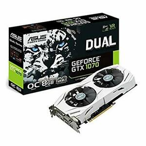 ASUS GTX Dual 1070 8Gb Graphics Card