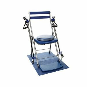 Chair Gym Exercise System with Twister Seat