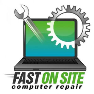 Computer repair: Pickup   Delivery for locals!