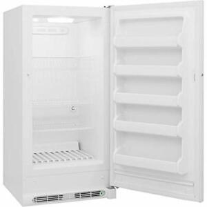Upright Frigidaire freezer