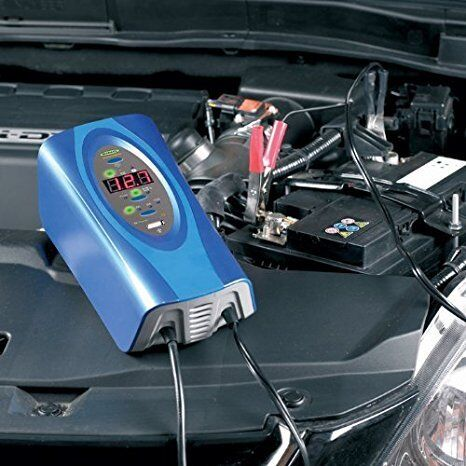 Ring Automotive RSC512 Smart Battery Charger