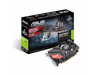 ASUS GeForce® GTX 950 Mini small form factor gaming graphics card(brand new in box)