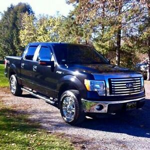**2012 F150 4x4 SuperCrew Mint Shape!**