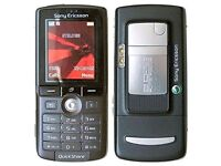 Sony K750i Mobile Phone Unlocked