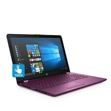 """HP Notebook 15-bs010ds 15.6"""" Touch Screen Laptop N3710 1.60GHz 4GB 1TB WIN10"""