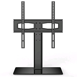 "Fitueyes Universal TV Stand/Base Tabletop TV Stand 40"" to 50"""