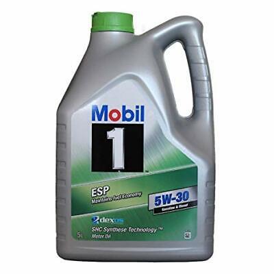 MOBIL 1 OIL FULLY SYNTHETIC ESP FORMULA 5W30 5W-30 5L comprar usado  Enviando para Brazil