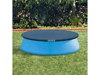 Pool 8ft with lid.