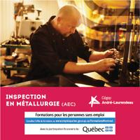 Devenez Inspecteur en métallurgie