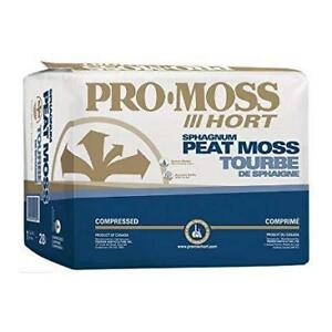 PRO-MOSS END OF SEASON SPECIAL PEAT MOSS
