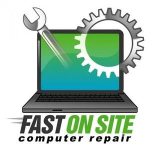 On-Site Computer Repair Services