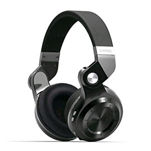 Bluedio T2S wireless works perfectly in pristine condition with