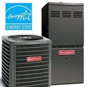 HIGH EFFICIENCY FURNACE OR AC INSTALLED FOR $49.99/Month