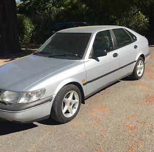 1995 Saab 900 Hatchback Stirling Adelaide Hills Preview