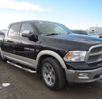 Parting out 2009-2014 Dodge Ram 1500 many parts