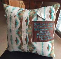 Enriched can make this beautiful pillow for you!!