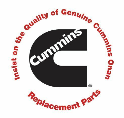 Cummins Power Generation 155-1258  Generator Exhaust Muffler