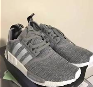 WANTED Adidas NMD R1 LIGHT GREY US8 Lismore Lismore Area Preview