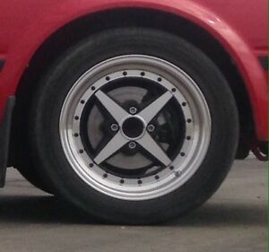 Rota wheels and tyres